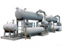 Ammonia, CO2, freon pumps from WITT