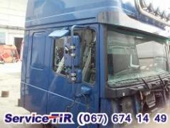 Cabins for trucks
