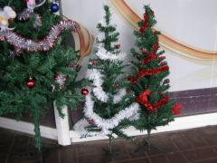 Ель новорічна, в асортименті. 150 см